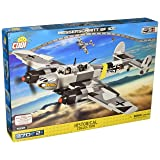 COBI Historical Collection Messerschmitt Bf 110C Plane (Color: Multicolor)