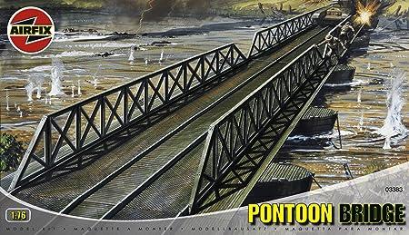 Airfix - A03383 - Construction et Maquettes - Bâtiment - Pontoon Bridge
