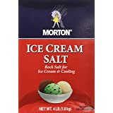 Morton Salt Company Ice Cream, 4 lb