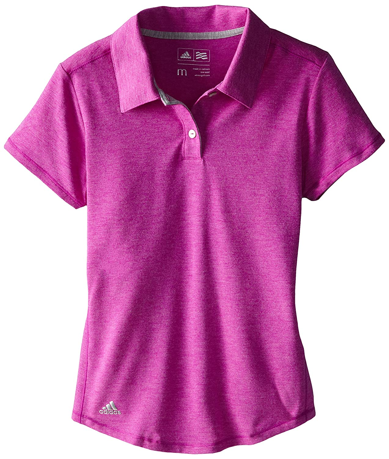 Girls' Short Sleeve Polo