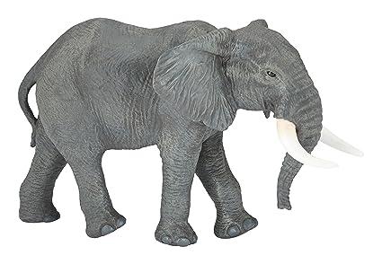 Papo - 50198 - Figurine - Animaux - Grand Éléphant d'afrique