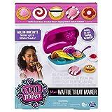 Cool Maker – All in One Food Craft Kit – Mini Waffle Treat Maker (Tamaño: 10)