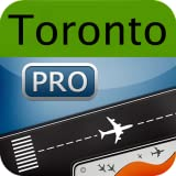 Toronto Airport + Flight Tracker