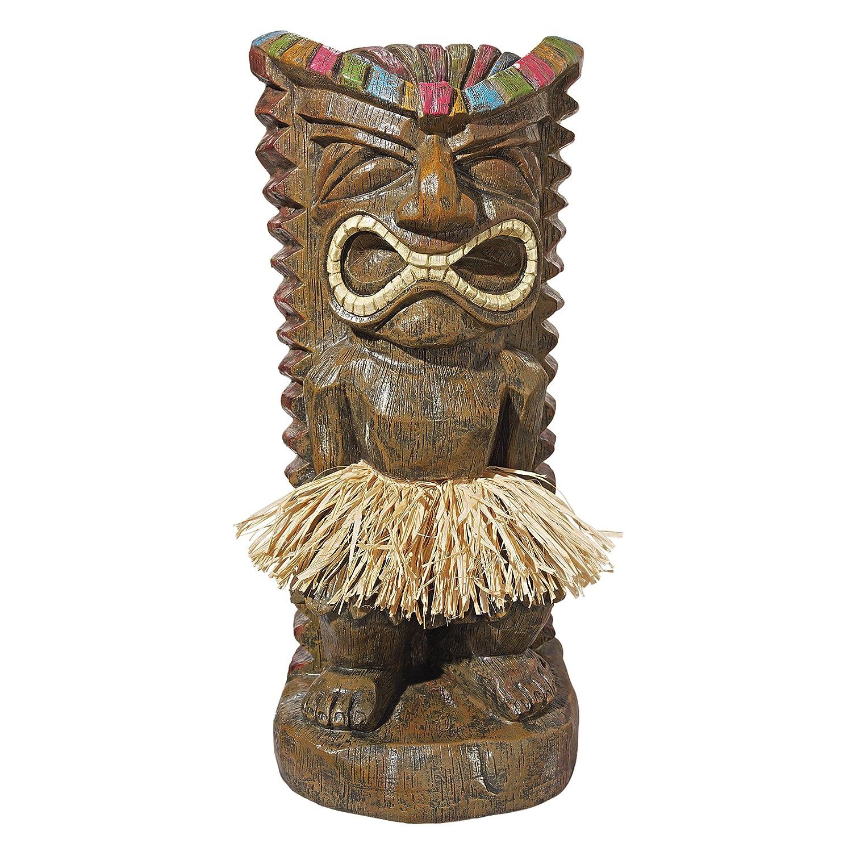 Outdoor Tiki Statues Hawaiian Tiki Totem Statue