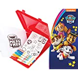 Crayola Color Wonder, Paw Patrol Coloring Book, Travel Coloring Kit, Easter Basket Stuffers, Gift for Kids 3, 4, 5, 6 (Color: Paw Patrol)