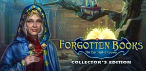 Forgotten Books: The Enchanted Crown Collector's Edition from Big Fish Games