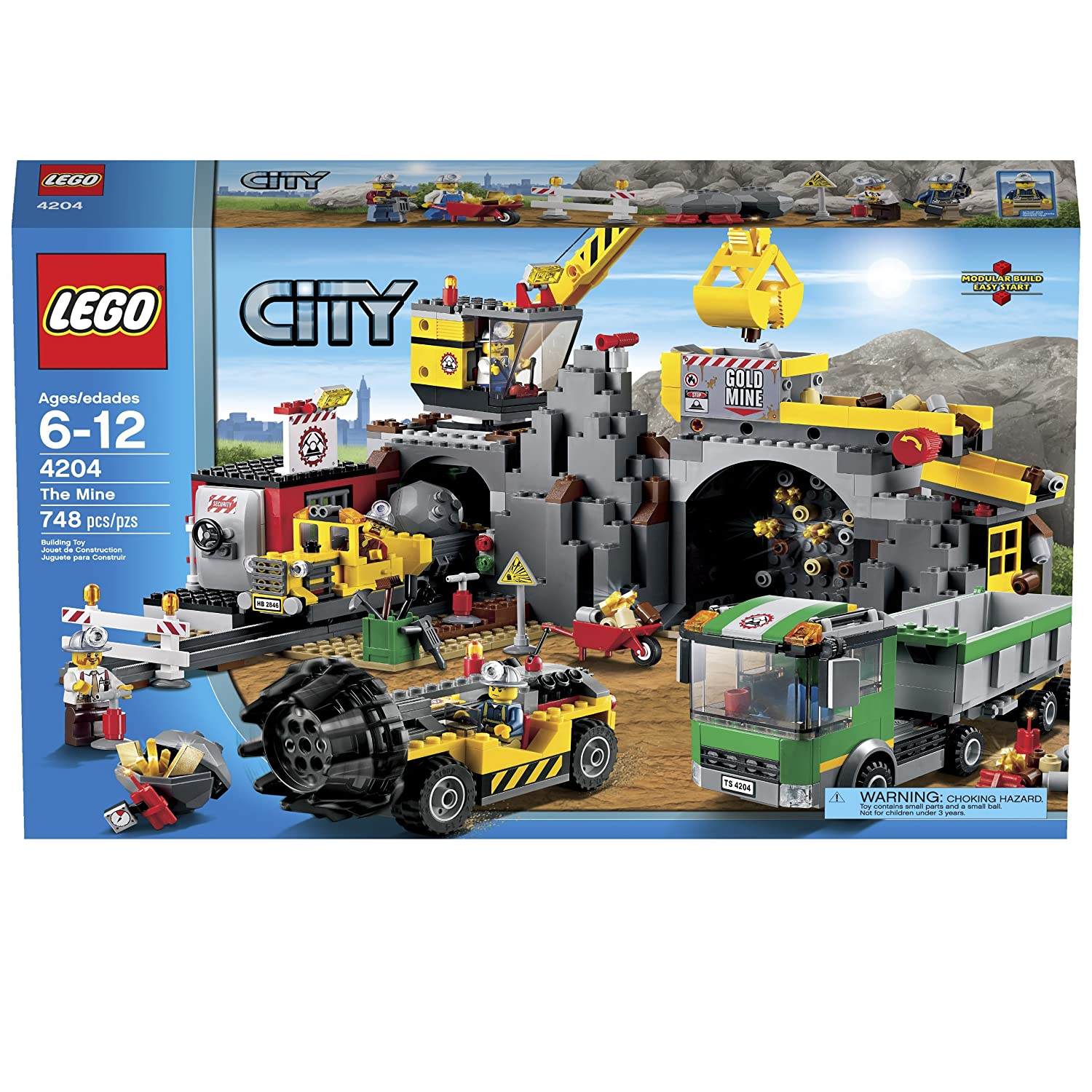 Mining Toys For Boys : Lego as low at target reg  the