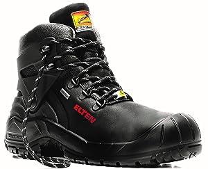 Elten Renzo Biomex GTX ESD S3 CI Herren Sicherheitsstiefel mit GoreTex und Umknickschutz, SRC/ESD/CI/BGR 191  Schuhe & HandtaschenÜberprüfung und Beschreibung
