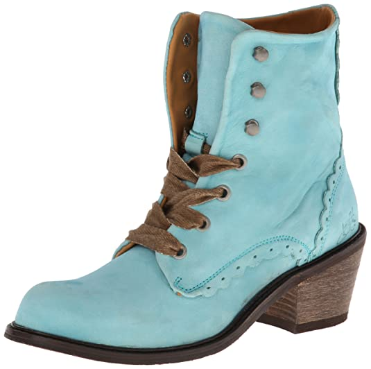 Ladies Famous John Fluevog WoBilly Combat Boot Factory Outlet