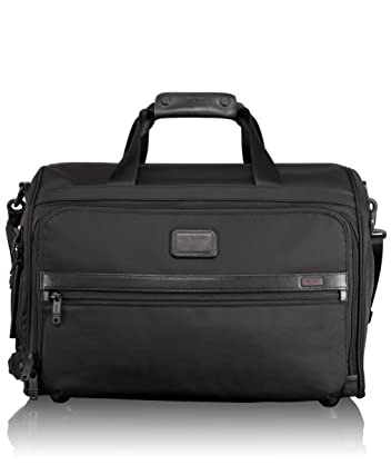 Alpha 2 Framed Soft Duffel 22126: Black