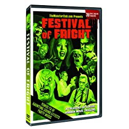 Festival of Fright 39 Trailers