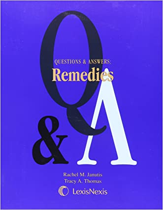 Questions and Answers: Remedies