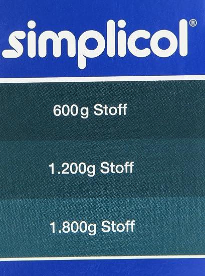 simplicol 1518 textil echtfarbe fl ssig petrol 150 ml amazon. Black Bedroom Furniture Sets. Home Design Ideas