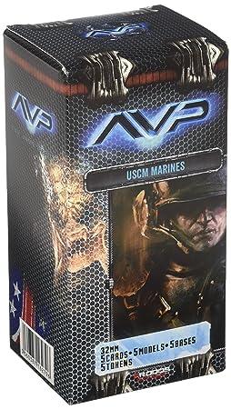 Alien Vs Predator jeu de plateau The Hunt Begins Expansion Pack USCM Colonial Marines *ANGLAIS*