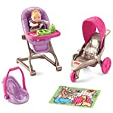Fisher-Price Loving Family Everything for Baby (Tamaño: Small)