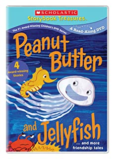 Book Cover: Peanut Butter and Jellyfish....and More Friendship Tales