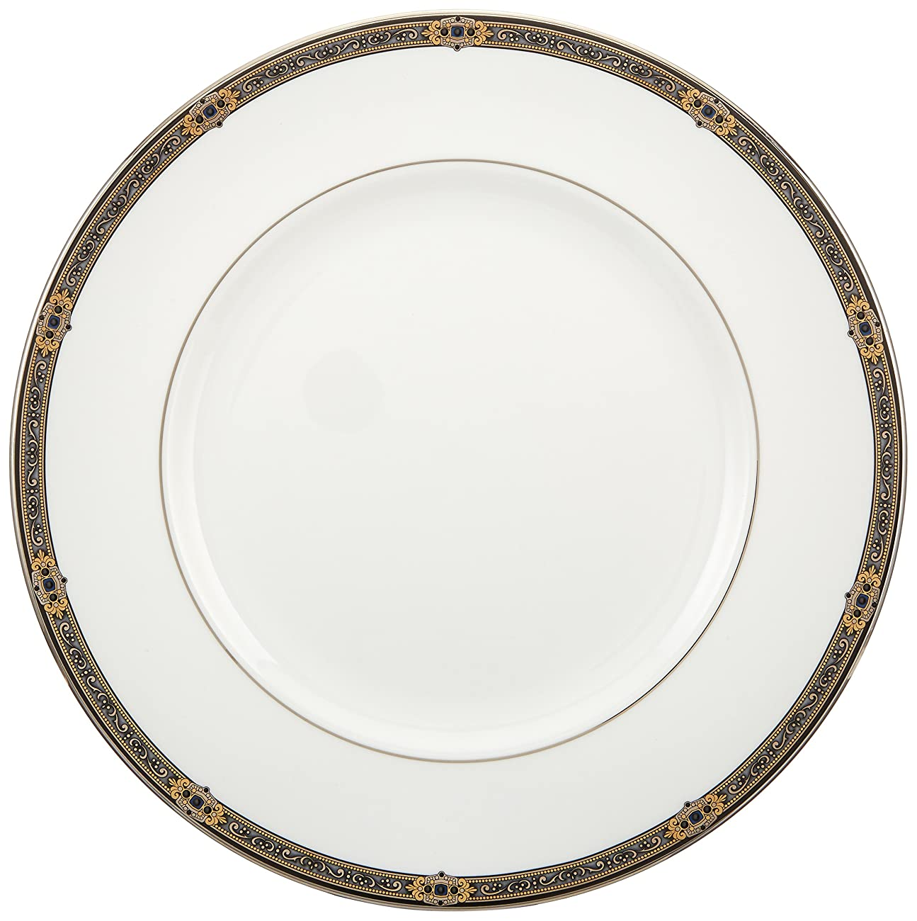 Lenox Vintage Jewel Platinum-Banded Bone China 5-Piece Place Setting, Service for 1 2