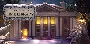 Adventure Escape: Time Library (Mystery Room, Doors, and Floors Point and Click Time Travel Story!) by Haiku Games