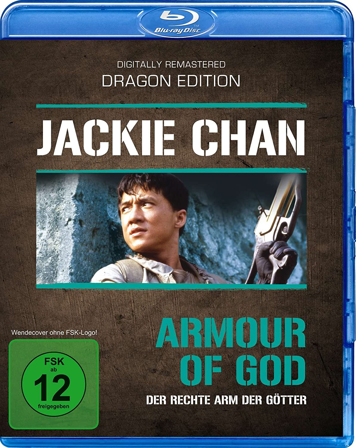 Armour of God - Der rechte Arm der Götter (Blu-ray)