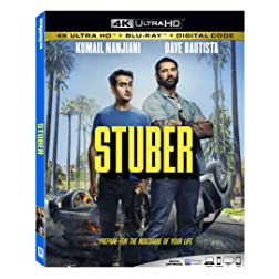 Stuber [4K Ultra HD + Blu-ray]