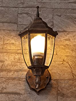 Applique classique lampe ext rieure lanterne lanterne for Applique murale exterieure classique