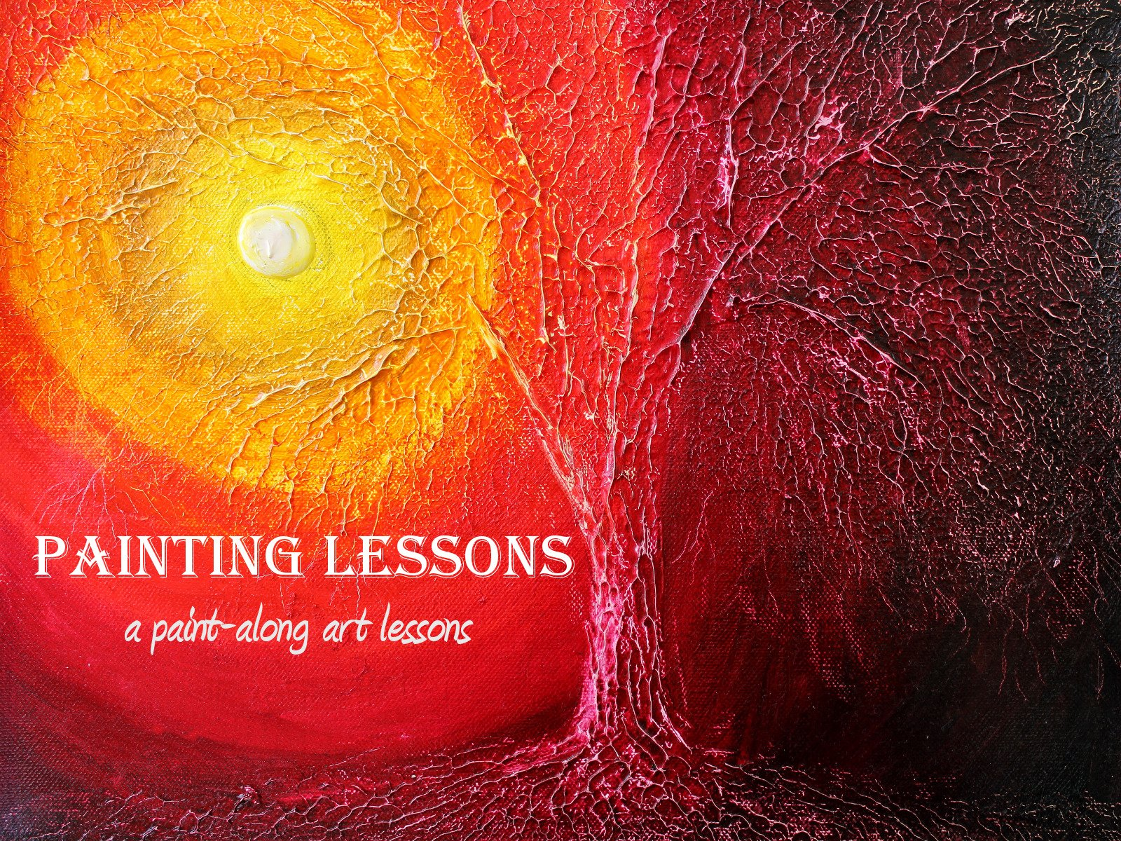 Painting Lessons - Season 3