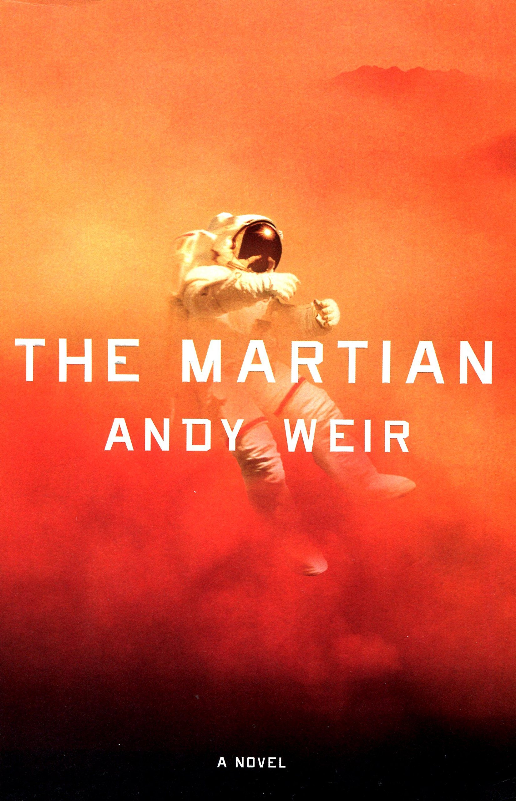 Book Review The Martian by Andy Weir Star Trek quote Spock