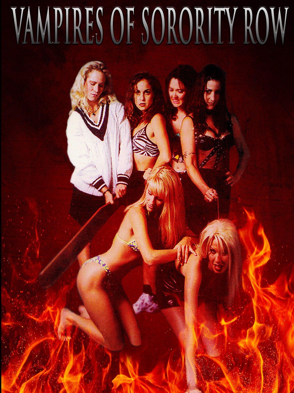 Vampires of Sorority Row on Amazon Prime Instant Video UK