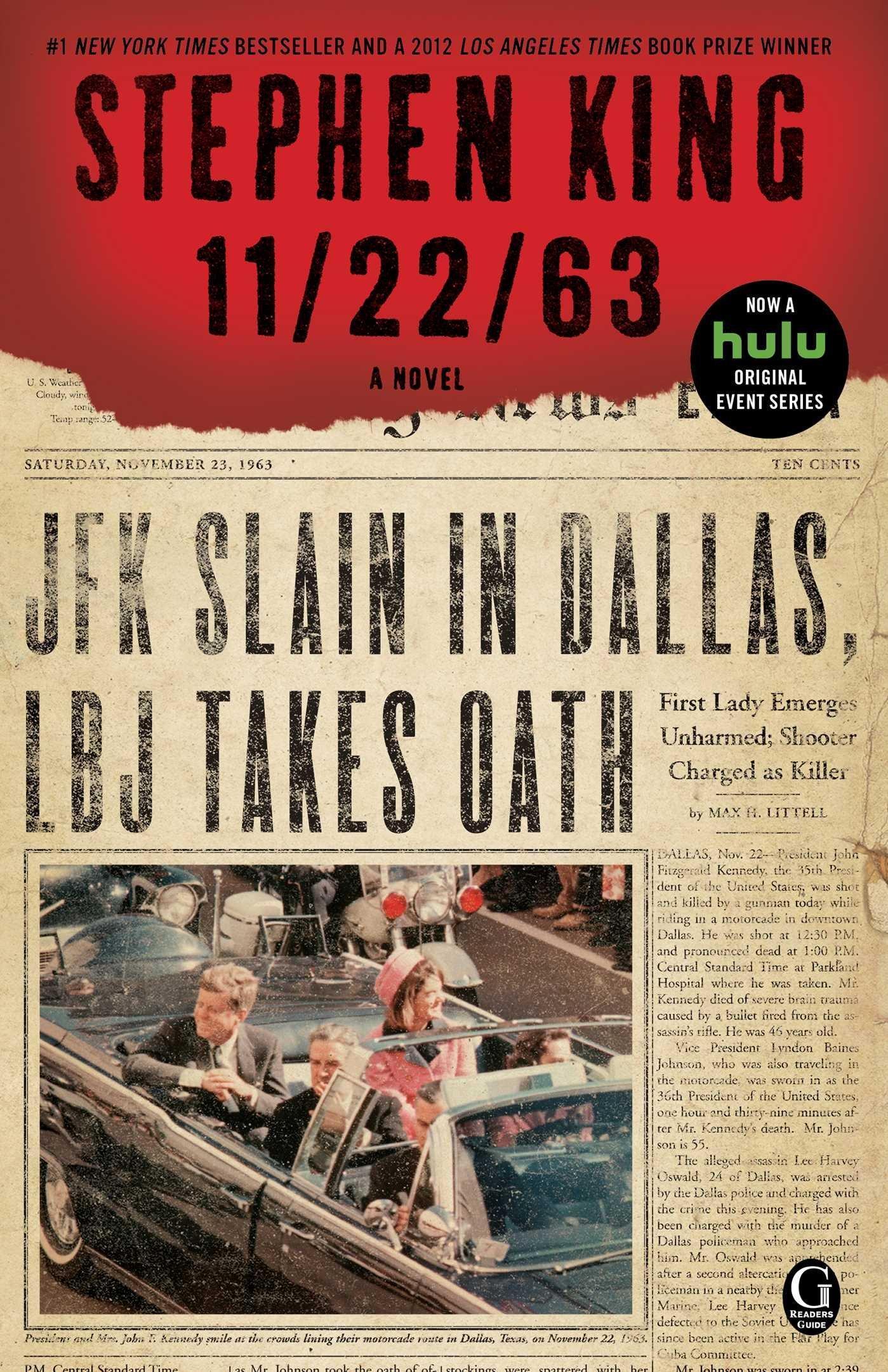 11/22/63 ISBN-13 9781451627299