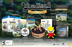 Ni No Kuni II: Revenant Kingdom - PlayStation 4 Collector's Edition