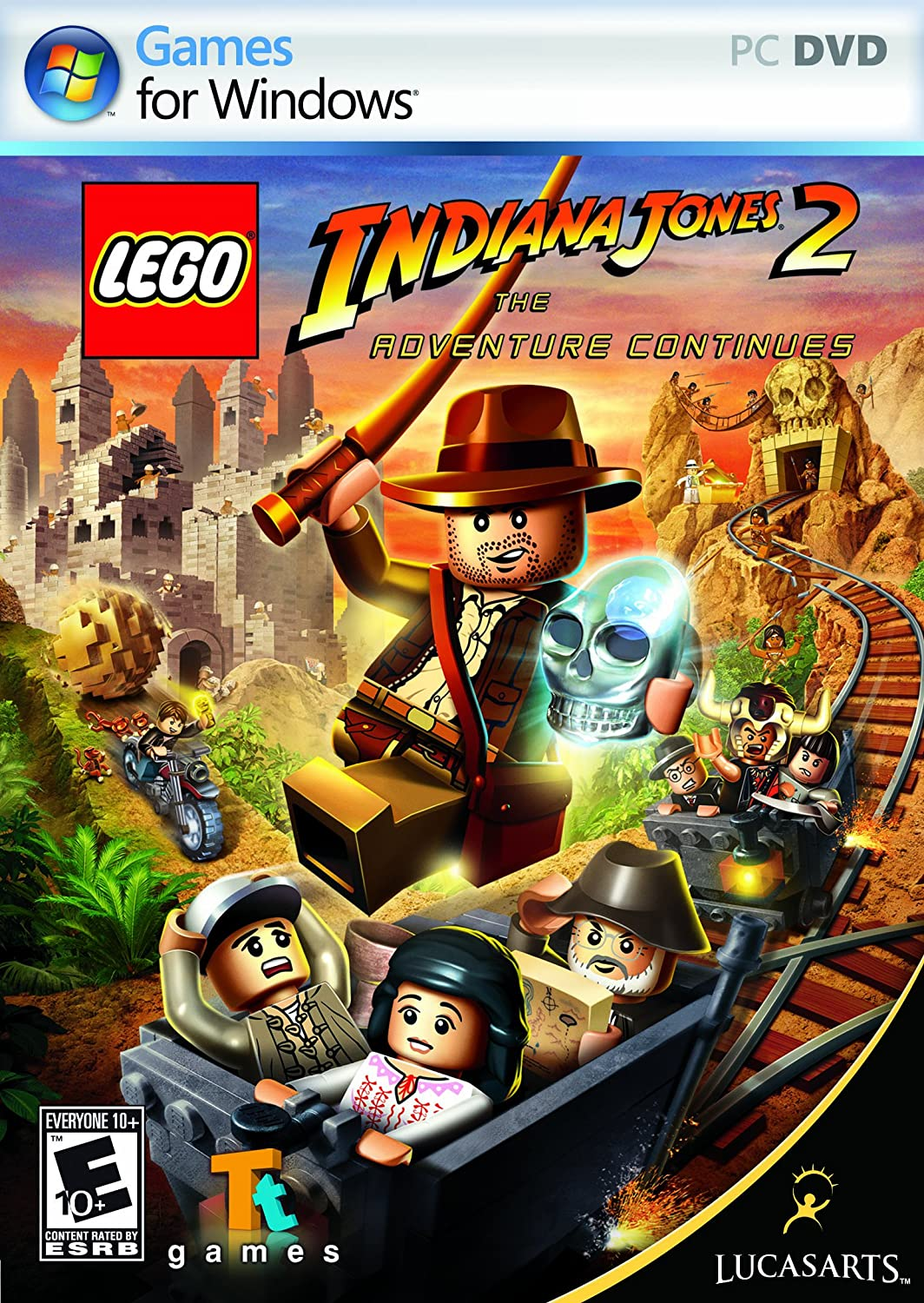 LEGO Indiana Jones 2: The Adventure Continues ihs–indiana in the civil war era 1850–1880 – the history of indiana viii