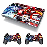 EBTY-Dreams Inc. - Sony Playstation 3 (PS3 FAT) - Mega Man Zero Rock Man Vinyl Skin Sticker Decal Protector