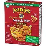 Annie's Organic Snack Mix, Assorted Crackers and Pretzels, 9 oz Box