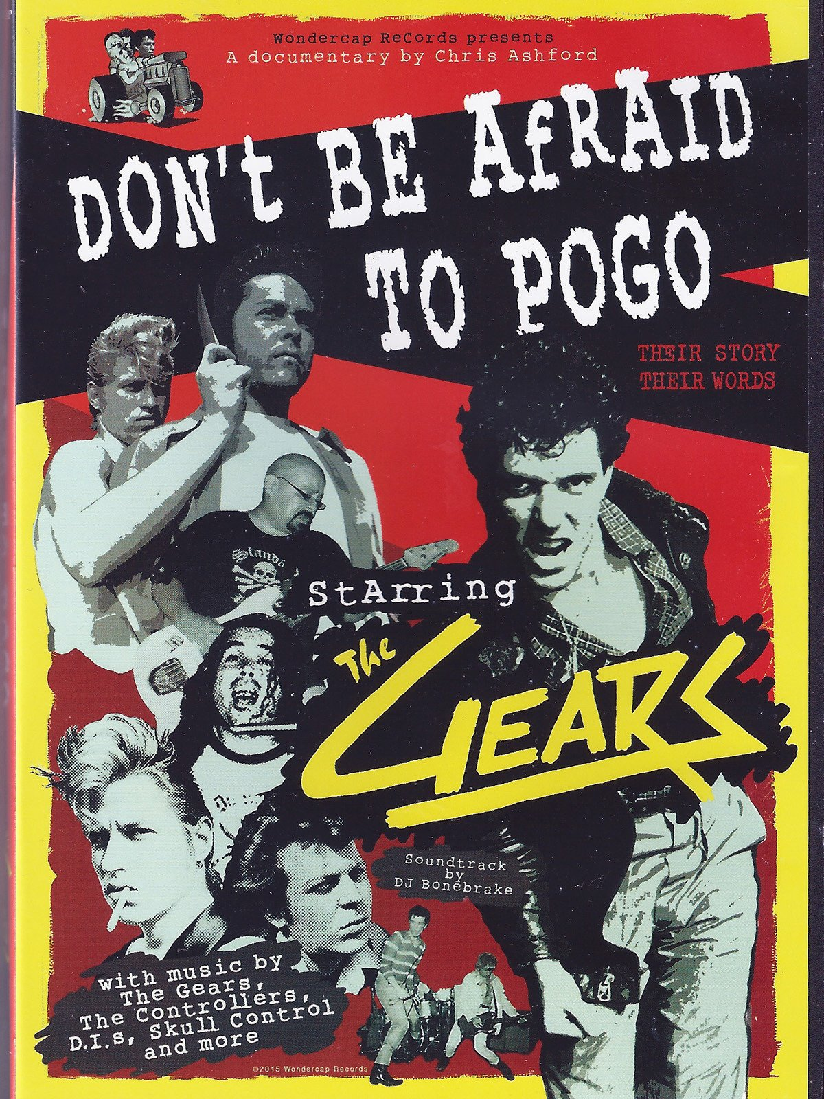 Don't Be Afraid to Pogo on Amazon Prime Instant Video UK