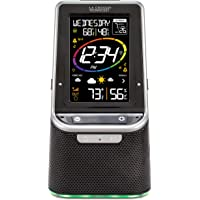 La Crosse Technology S87078 Wireless Weather Station with Bluetooth Speaker & USB Port