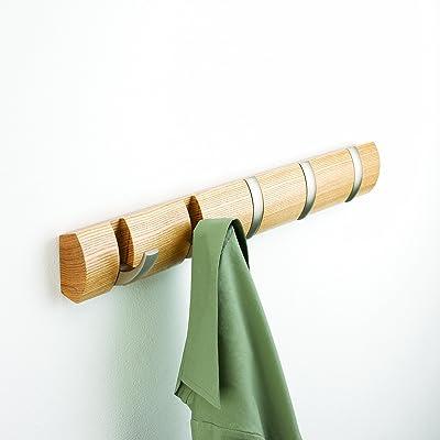Umbra Flip Coat Hook Natural