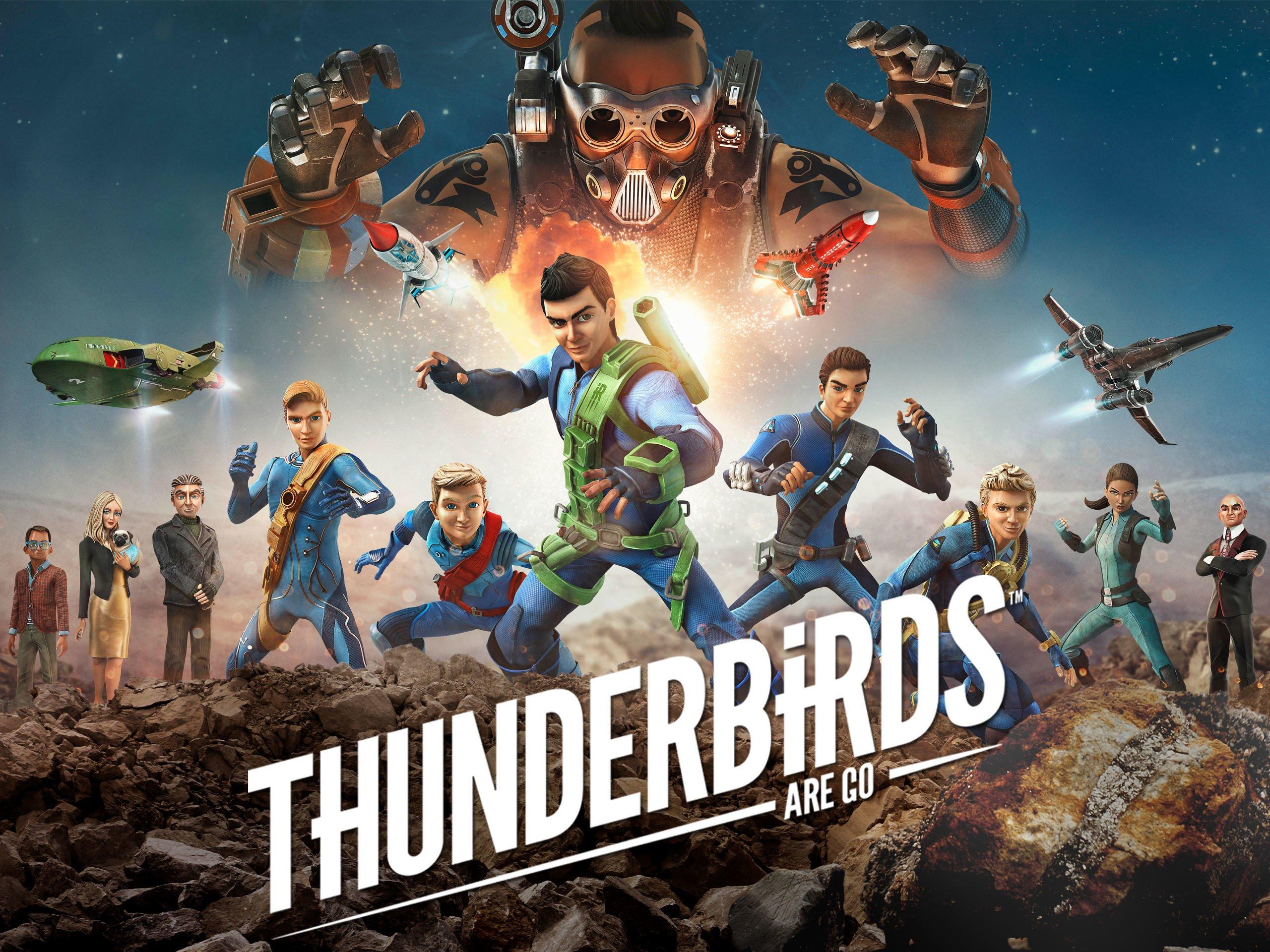 Thunderbirds Are Go Series 2 - Season 2