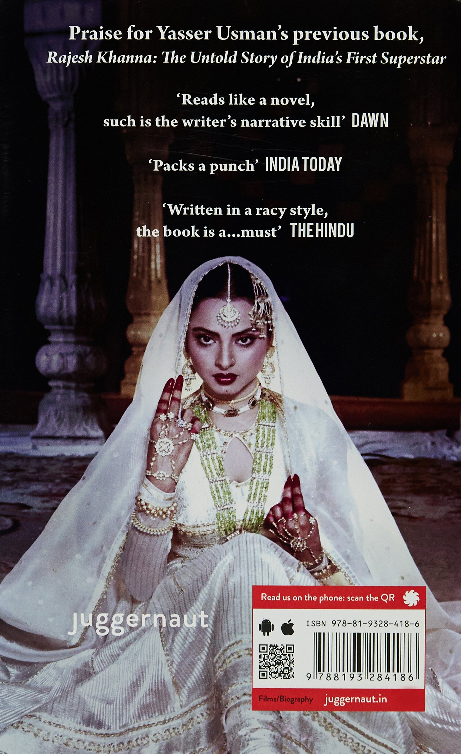 Buy Rekha: The Untold Story Book Online At Low Prices In India  Rekha: The  Untold Story Reviews & Ratings  Amazon