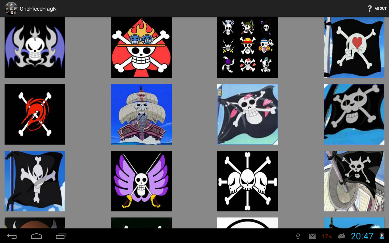 Amazon Com One Piece Flags Appstore For Android