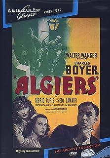 Book Cover: Algiers