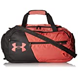 Under Armour Undeniable Duffle 4.0, Watermelon/Silver, Small (Color: Watermelon (677)/Watermelon, Tamaño: One Size Fits All)