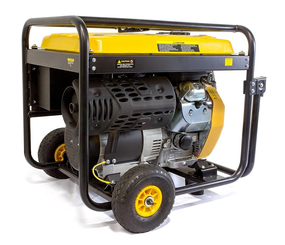 WEN 5613K 11000 Running Watts/13000 Starting Watts, Gas-Powered Portable Generator