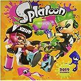 Splatoon 2019 Wall Calendar (Color: Splatoon Wall Calendar)