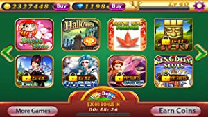 Jackpot Slots Party - Casino Slot Machine Games For Kindle from XiaoYan