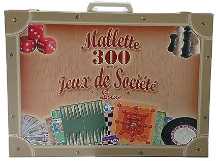 FERRIOT CRIC - 1560 - Mallette 300 Jeux De Société