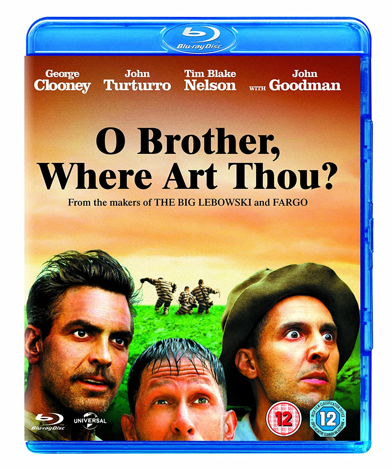 The Cult of Me: Film Review - O Brother, Where Art Thou?