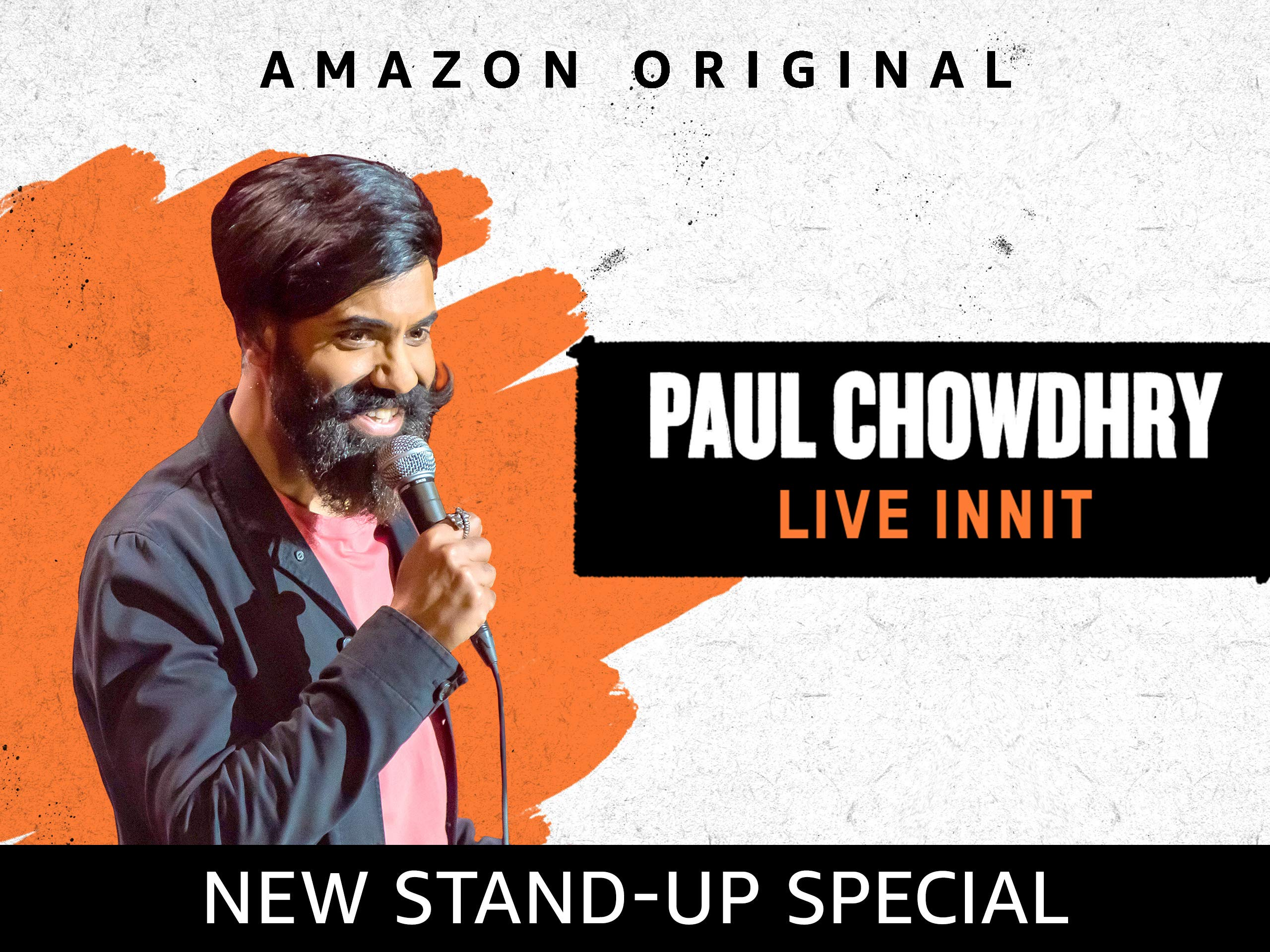 Watch Paul Chowdhry: Live Innit - Season 1 on Amazon Prime Instant Video UK