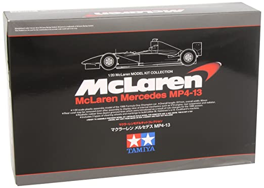 Tamiya - 89718 - Maquette - Voiture - Mclaren Mercedes Mp4/13