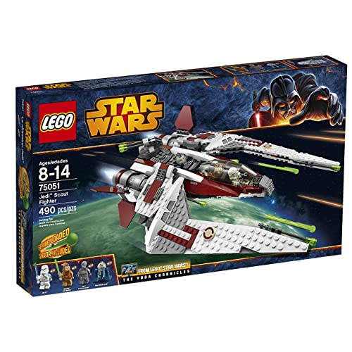 LEGO Star Wars 75051 Jedi Scout Fighter Building Toy