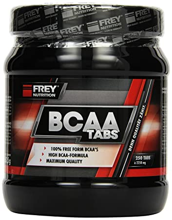 Frey Nutrition BCAA Tabs, 1er Pack (1 x 562.5 g)